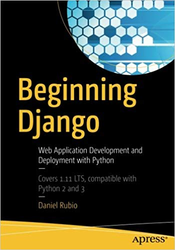 Best Django Books (2019) - William Vincent
