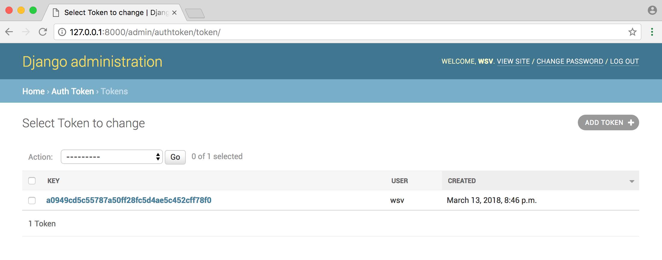 Django Rest Framework Authentication Tutorial - William Vincent