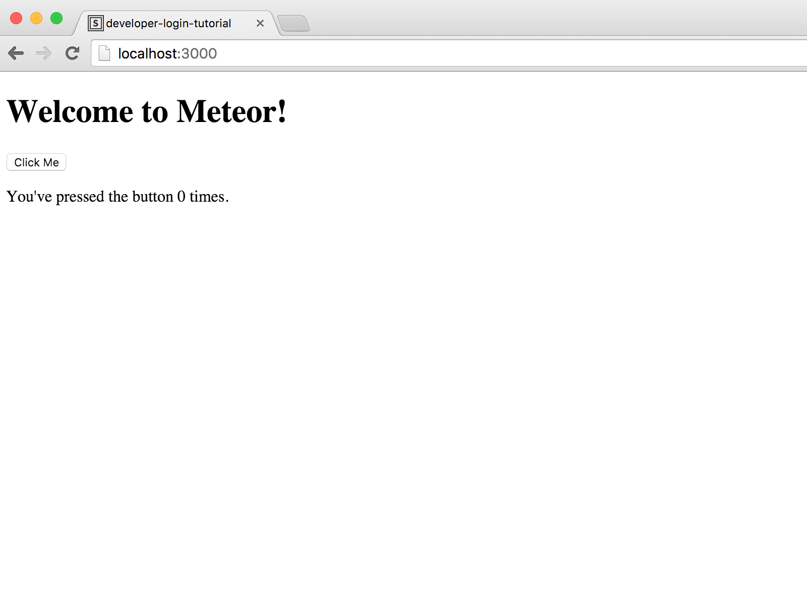 meteor install all packages