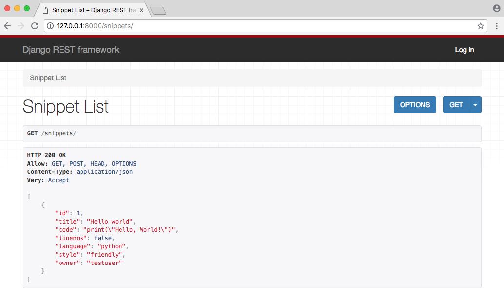 API Login Link